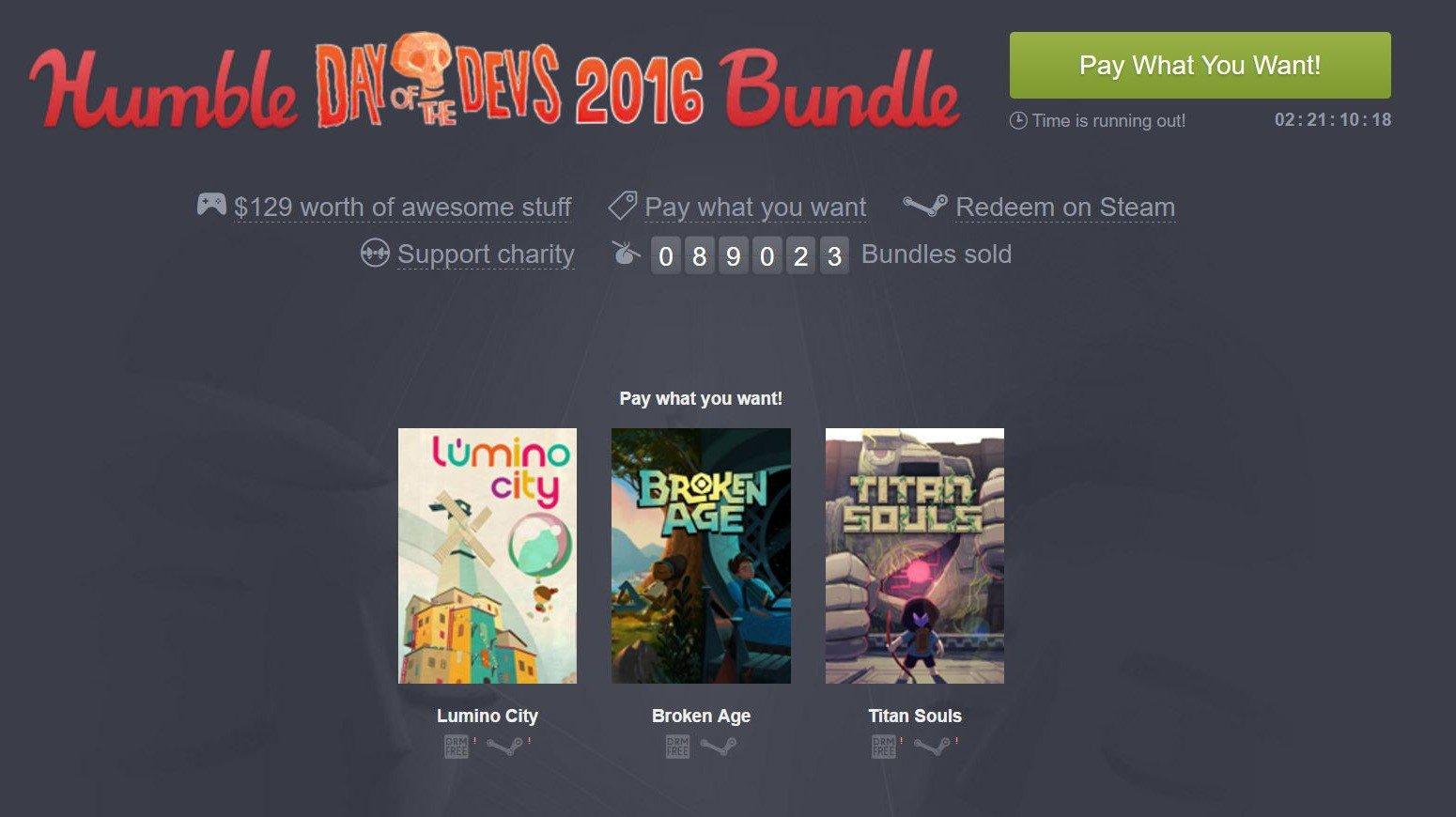 Humble Bundle presenta dos nuevas oleadas de juegos con grandes descuentos