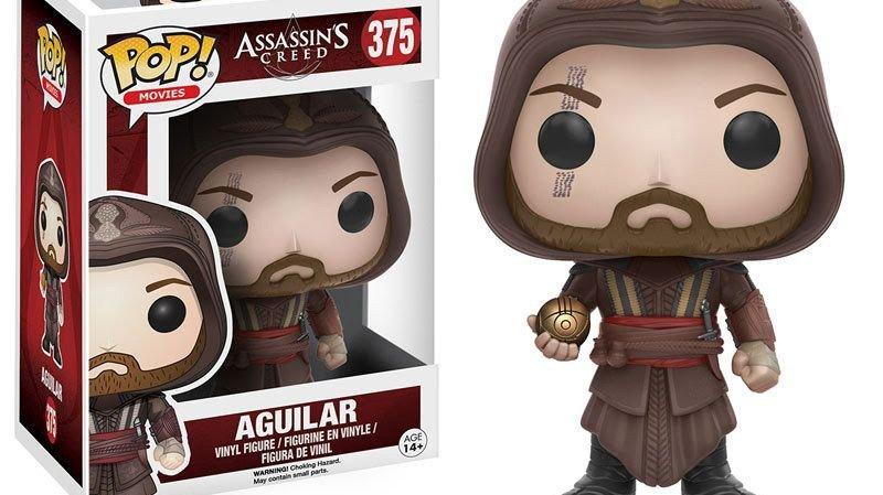 Assassin's Creed: La película tendrá su propia línea de figuras Funko Pop