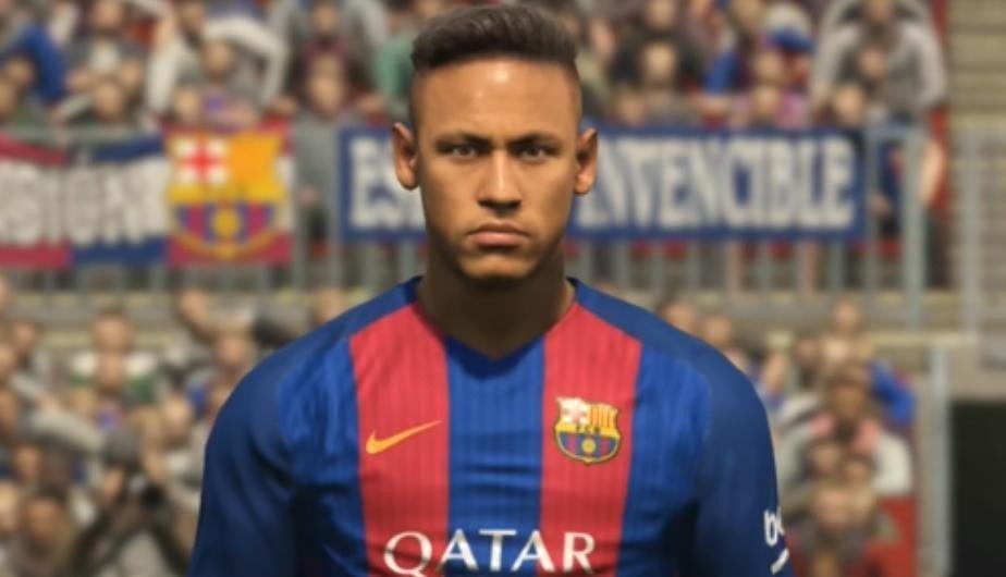 Pro Evolution Soccer: Así ha evolucionado Neymar con el paso de los años