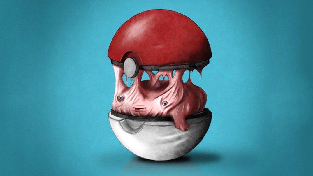 Pokémon: Así es el interior de una Pokéball según diversos artistas