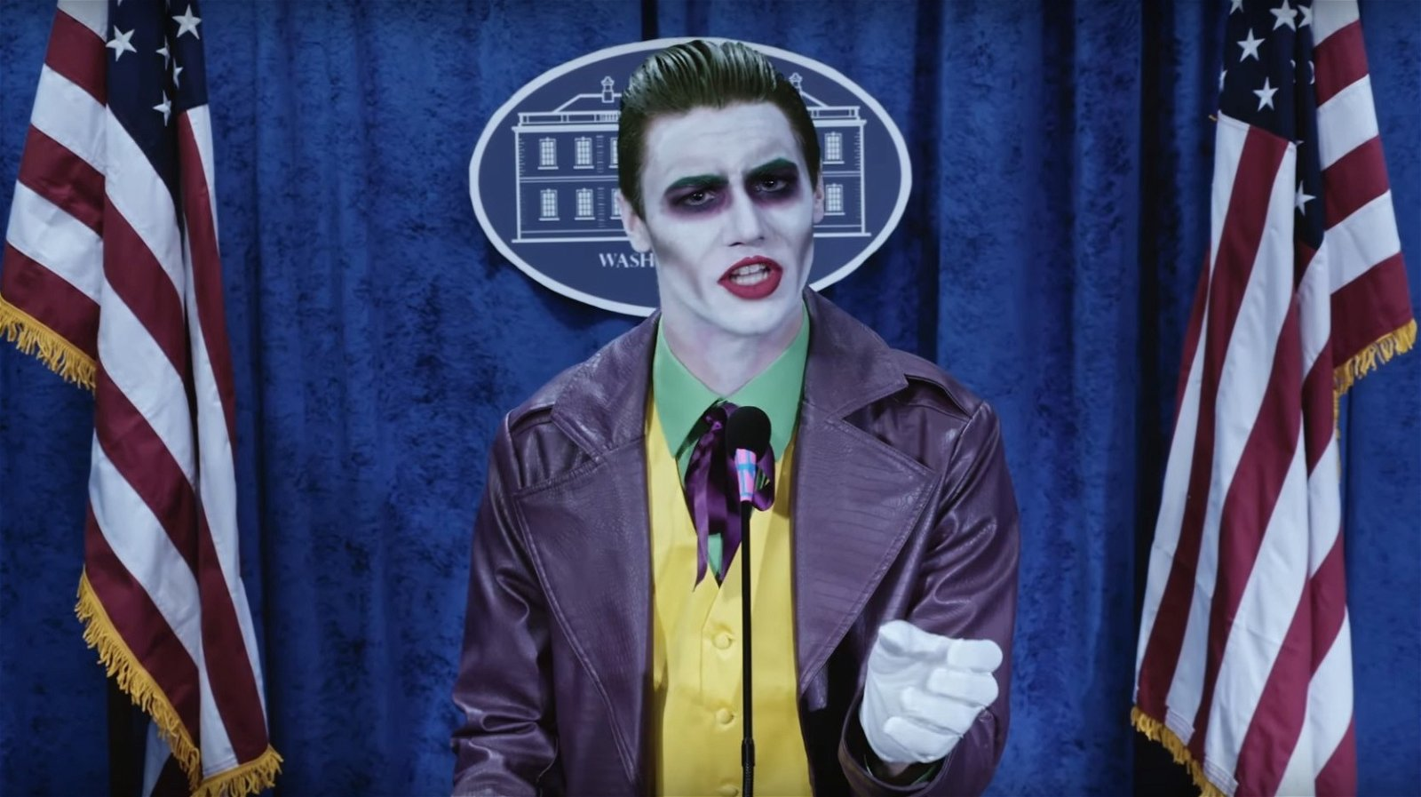 Los villanos clásicos se presentan a la presidencia de los Estados Unidos