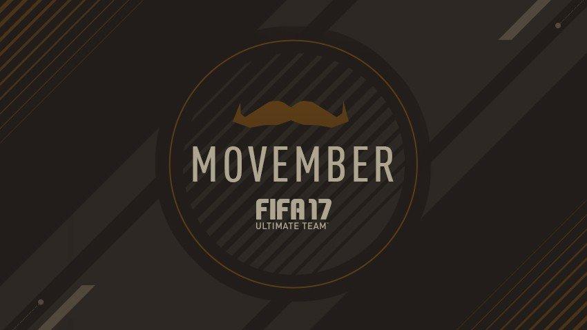 FIFA 17 se suma al movimiento Movember