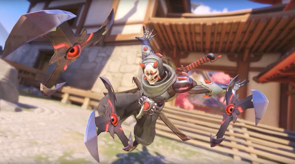 Overwatch: Consigue una skin exclusiva de Genji jugando a Heroes of the Storm