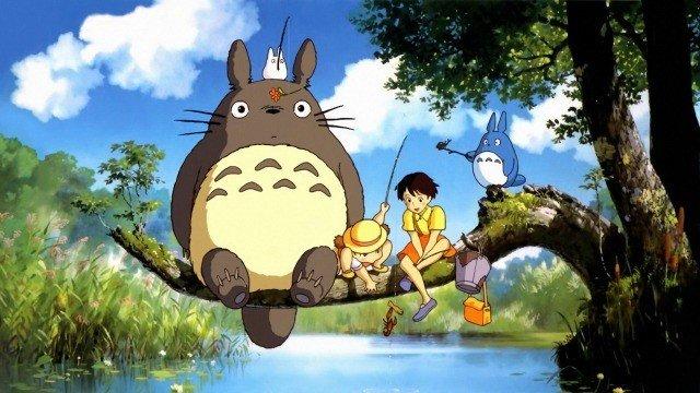 Mi vecino Totoro tiene un inquietante detalle en el que no habías reparado