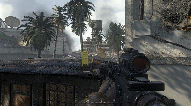 Call of Duty: Modern Warfare Remastered le hace un guiño a un bug del original