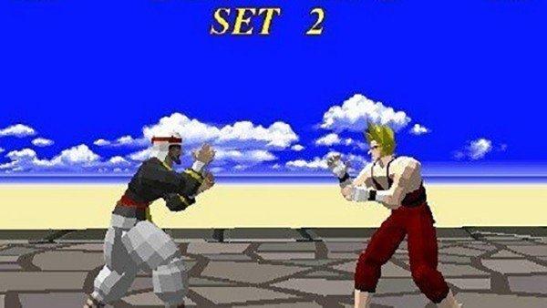 Virtual Figther: Descubren a varios luchadores descartados en los archivos del juego