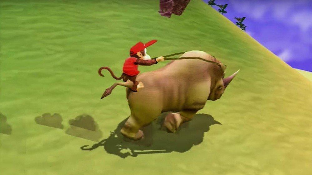 Diddy Kong Racing tuvo una secuela que nunca se estrenó
