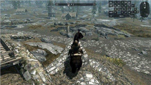 Skyrim: Special Edition esconde un glitch que te hará vivir los viajes rápidos como nunca
