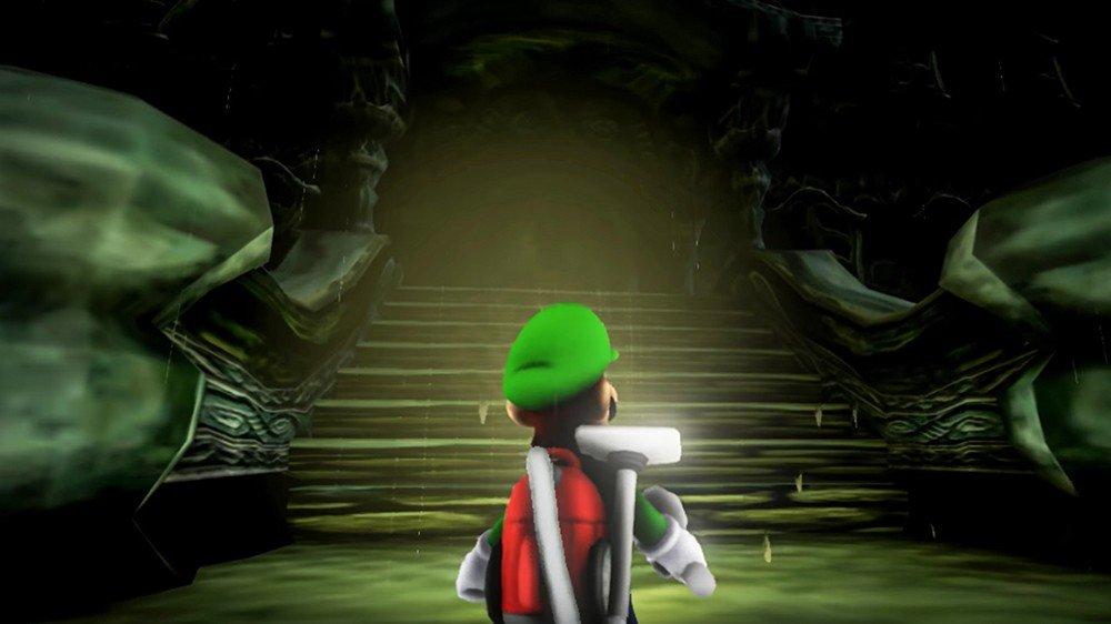 Luigi's Mansion se adapta a Unreal Engine 4