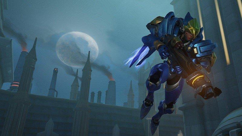 Overwatch: Se revelan nuevos indicios sobre el padre de Pharah