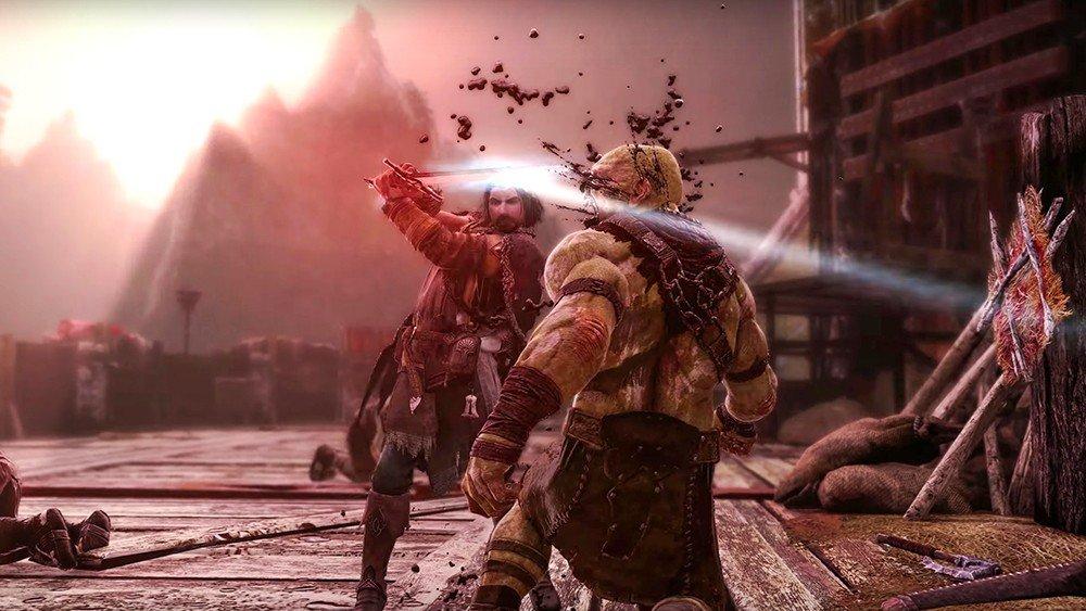 La Tierra-Media: Sombras de Mordor estrena un tráiler 4K en PlayStation 4 Pro