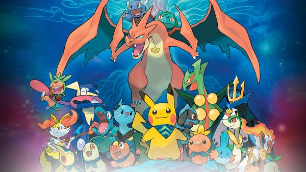 Pokémon tiene diferentes tipos de jugadores con sus propias evoluciones