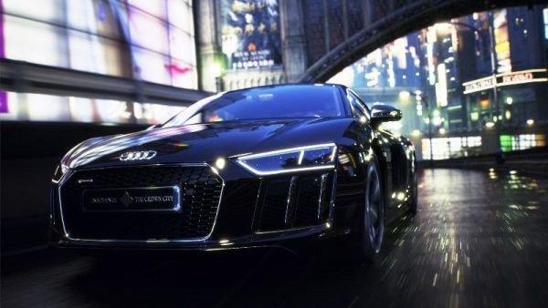 Este Audi de Final Fantasy XV puede ser tuyo por 470.000 dólares
