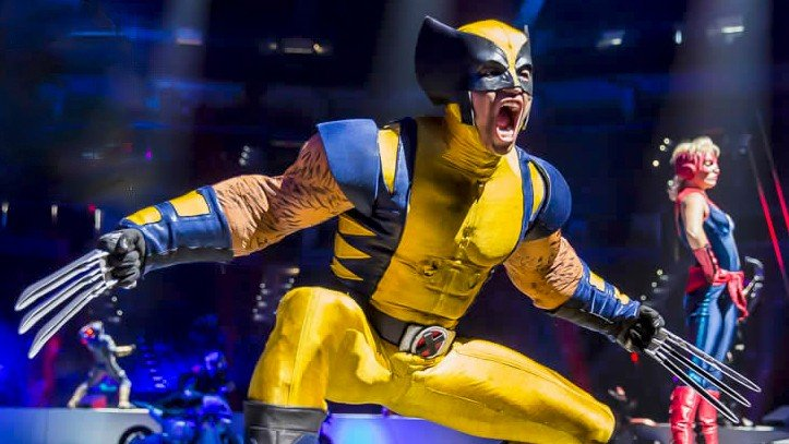 Marvel llega este mes a Barcelona con un espectáculo en directo