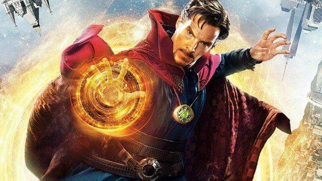 Doctor Strange: Se desvelan nuevas escenas eliminadas de la película