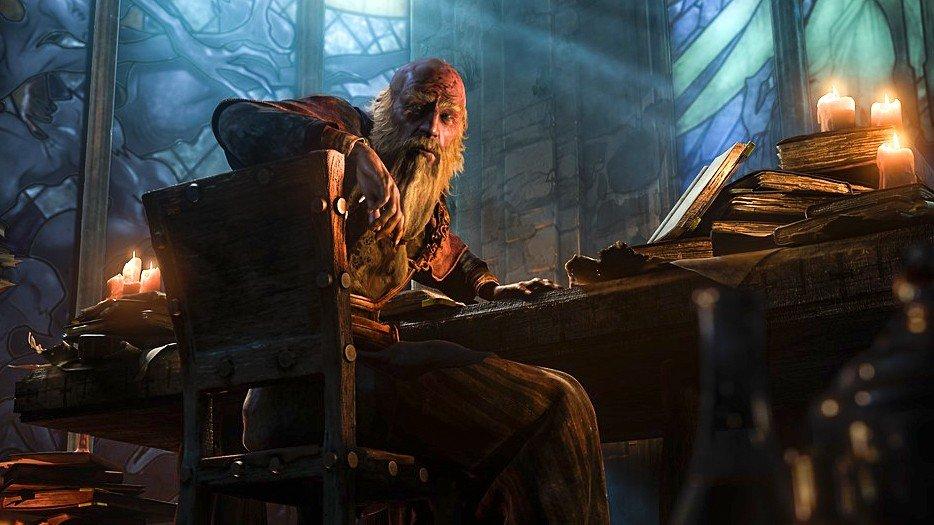Heroes of the Storm quiere diseñar a Deckard Cain con la ayuda de los fans