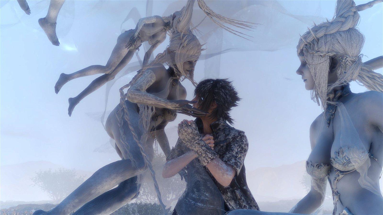 Final Fantasy XV se muestra en nuevas imágenes