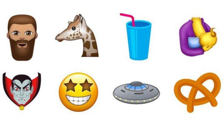 Estos son los emojis propuestos para 2017
