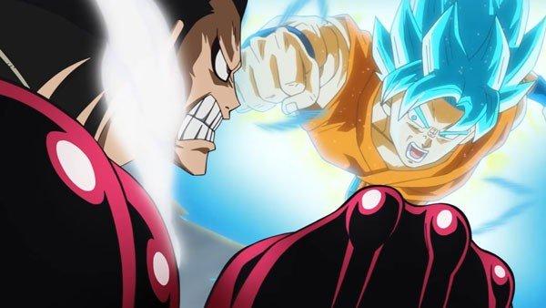 Dragon Ball y One Piece tendrán un crossover con juego cruzado