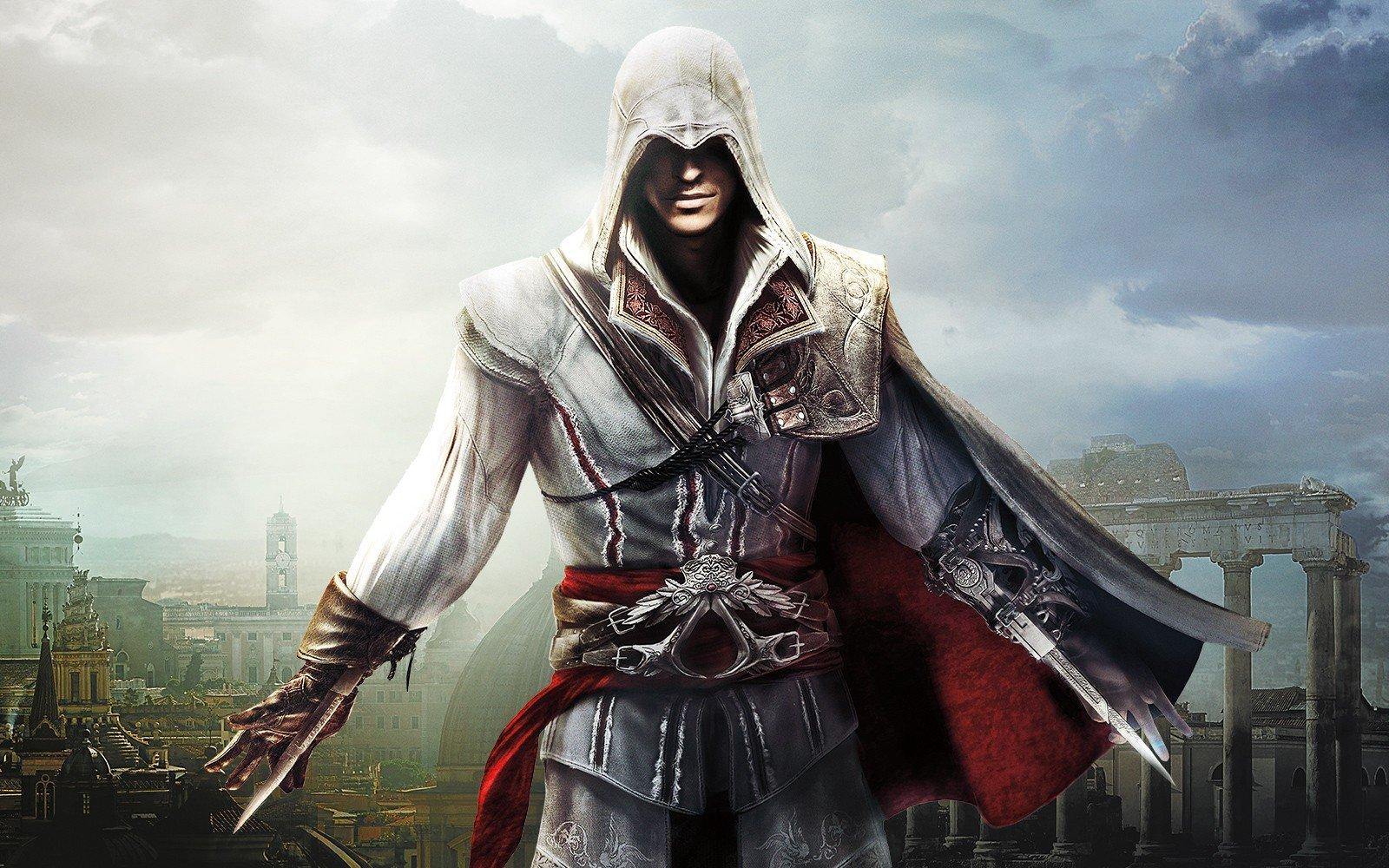 Assassin's Creed 2: La historia de Ezio contada en un rap