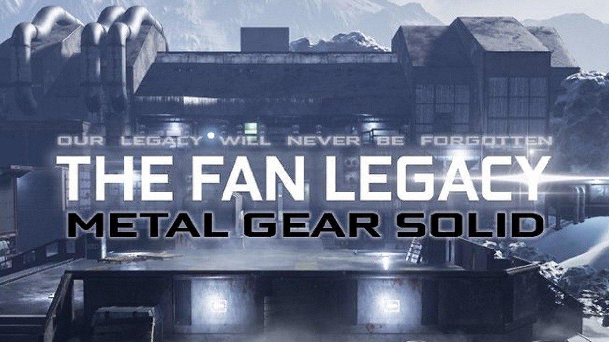 The Fan Legacy: Metal Gear Solid permite descargar su primera parte