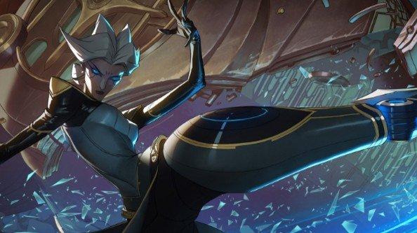 League of Legends presenta a su nueva campeona, Camille