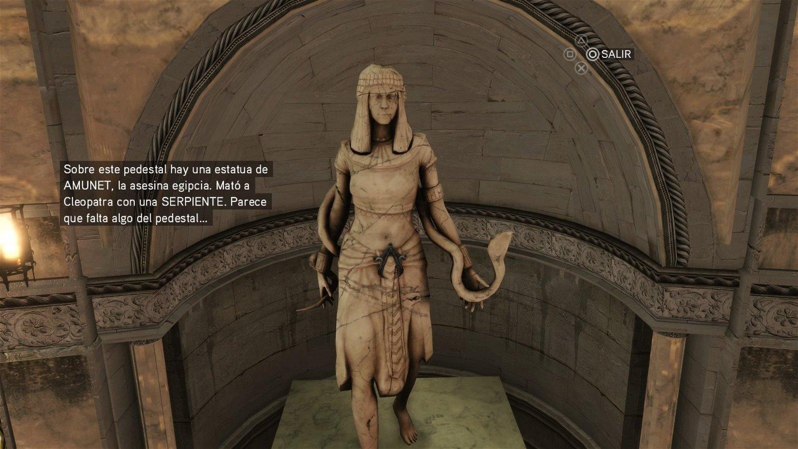 Assassin's Creed lleva años haciendo referencias a una entrega en Egipto