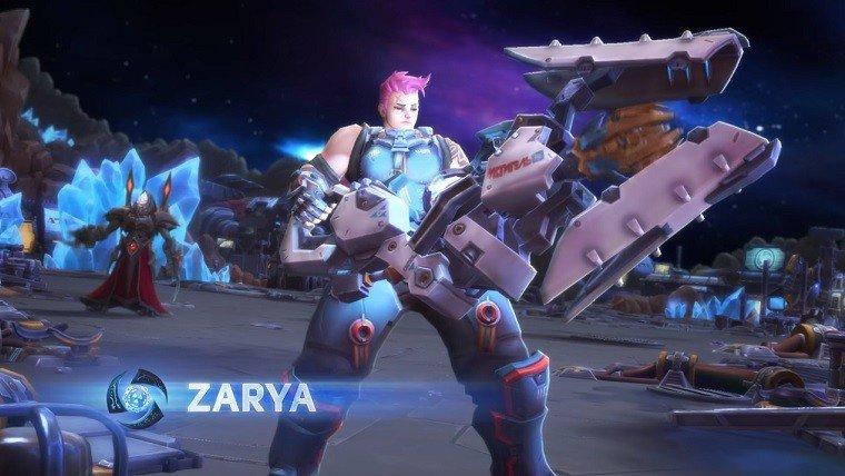 Overwatch: Puedes conseguir personajes gratis jugando a Heroes of the Storm