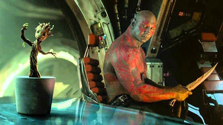 Guardianes de la Galaxia: Su director te reta a encontrar un easter egg por 100.000 dólares