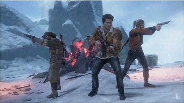 Uncharted 4 presenta su modo supervivencia cooperativo