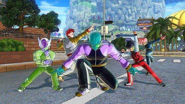 Dragon Ball Xenoverse 2 presenta su primer DLC