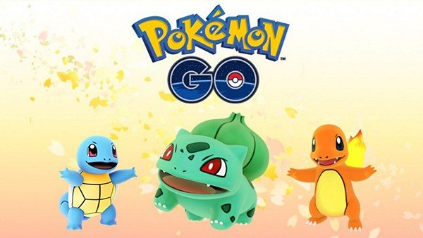 Pokémon GO ofrecerá el doble de experiencia durante la semana de Acción de Gracias