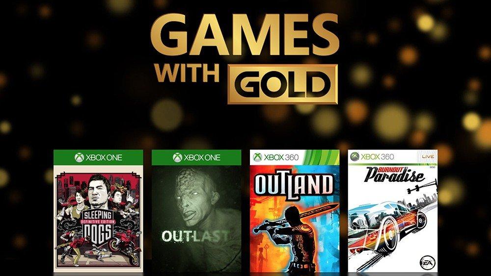 Games with Gold desvela sus juegos gratuitos para diciembre de 2016