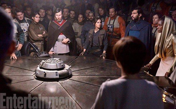 Star Wars: Rogue One muestra nuevas imágenes de su rodaje