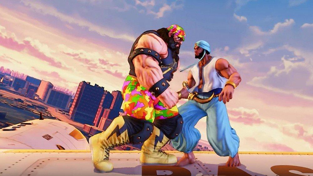 E-Sports: Street Fighter V retira un nivel por distraer a los usuarios