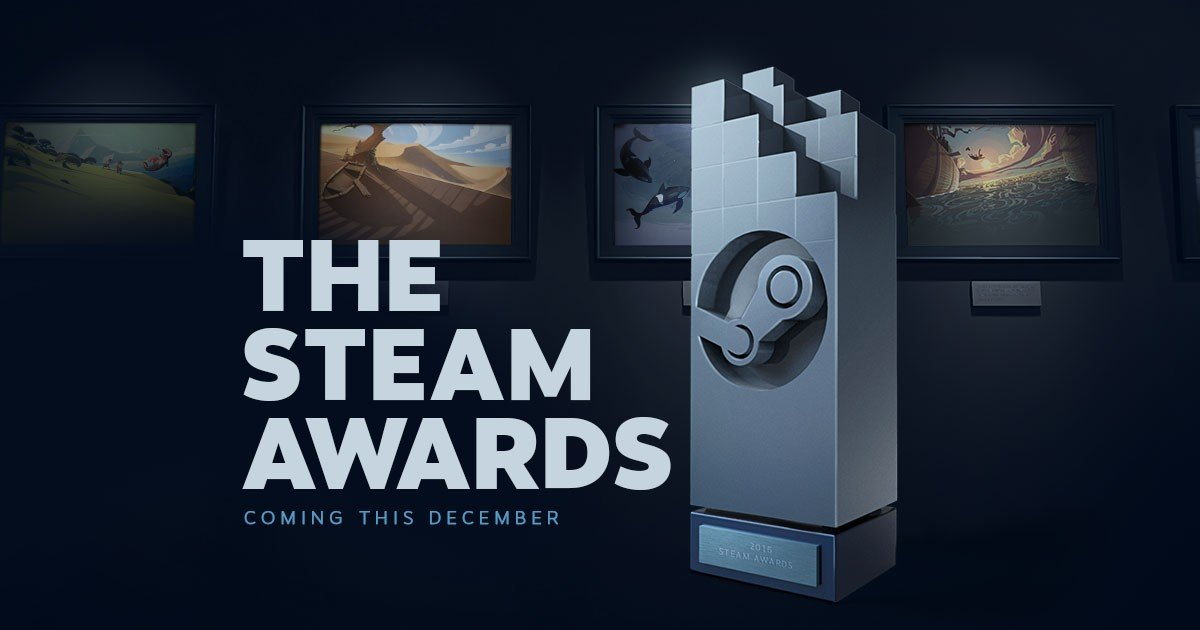 Valve anuncia los divertidos The Steam Awards
