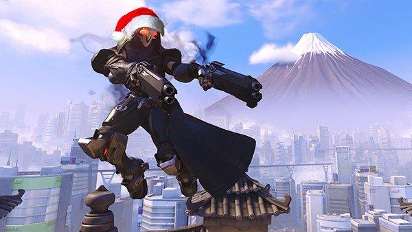 Overwatch: es posible que haya un evento navideño en el juego
