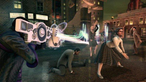 Saints Row 4 recibe soporte para mods 3 años después de su lanzamiento