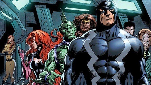 Los Inhumanos vuelve a anunciarse como serie de televisión