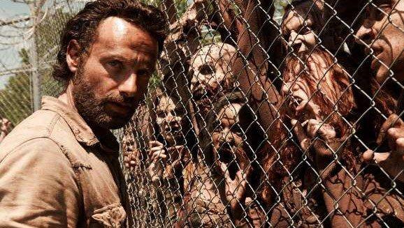 The Walking Dead sigue recibiendo quejas por parte de padres escandalizados