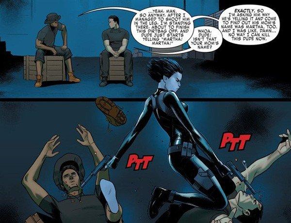 Marvel se burla otra vez de DC a costa de la escena de Martha en Batman v Superman