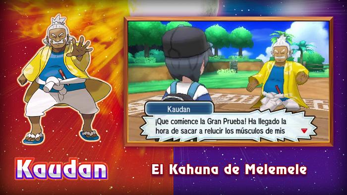 Pokémon Sol/Luna: Así son todas las Grandes Pruebas
