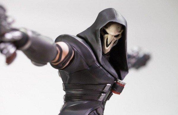 Overwatch: Blizzard presenta la figura de edición limitada de Reaper