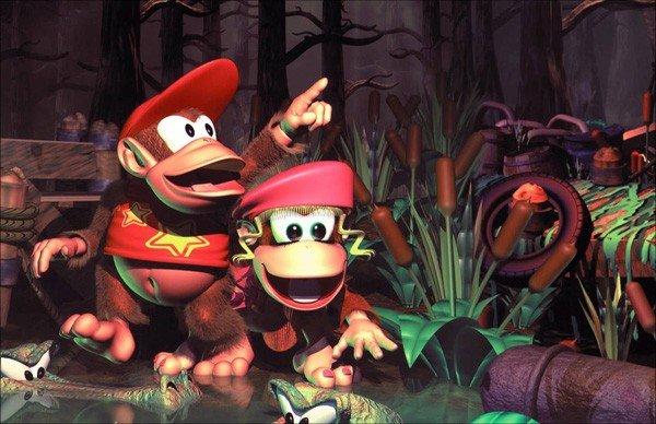 Donkey Kong Country 2: Un admirador del juego lo adapta a Unreal Engine 4