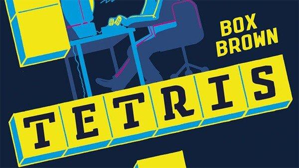 El cómic 'Tetris, el juego del que todos hablan' se publicará el 2 de diciembre