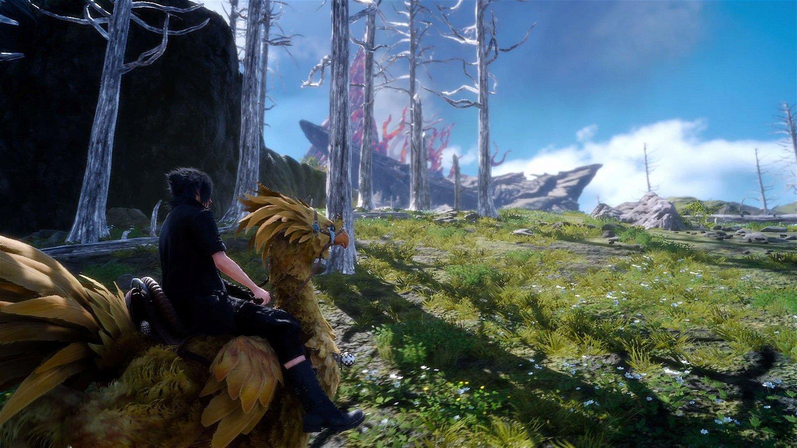 Kingdom Hearts 3: Noctis es el personaje de Final Fantasy favorito para aparecer en el juego