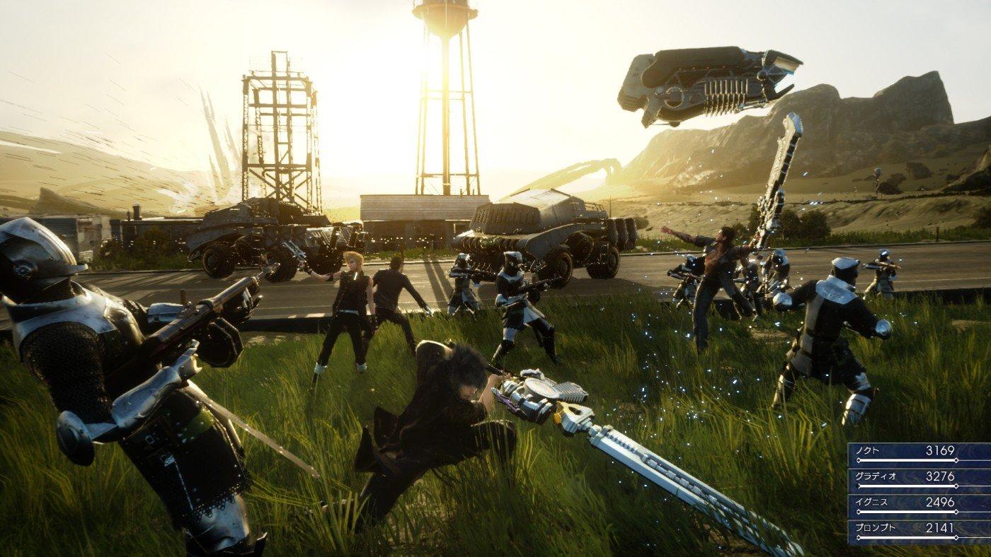 """Final Fantasy XV: Un diseñador califica de """"basura"""" la organización durante el desarrollo"""