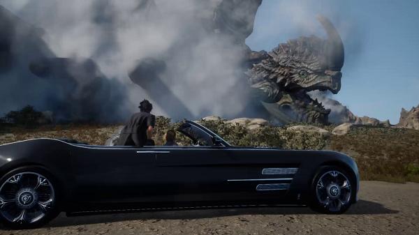 Final Fantasy XV presenta todas las novedades introducidas con su parche 1.12