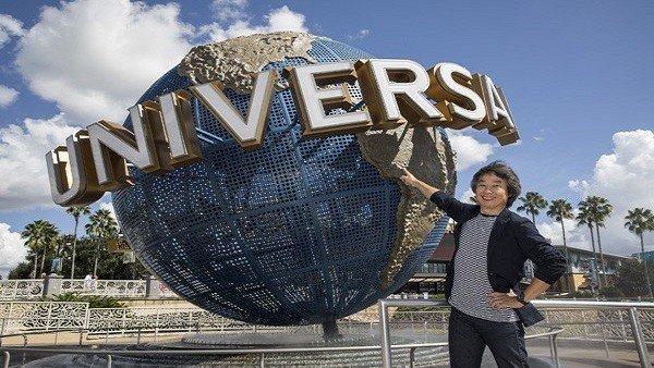 Nintendo formará parte de los parques temáticos de Universal Studios