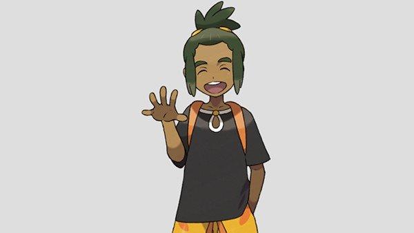 Pokémon Sol/Luna: Los jugadores cuestionan que Tilo sea el rival